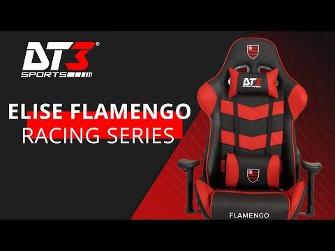 Lançamento - Cadeira Oficial Elise Flamengo