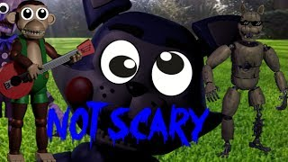 How to make ALL Five nights at Candy's not scary!!!