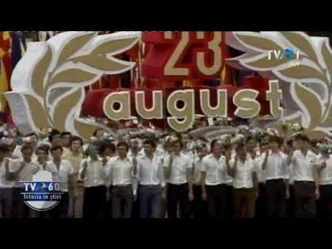 Prima transmisiune color a TVR, realizată fără ca familia Ceauşescu să ştie