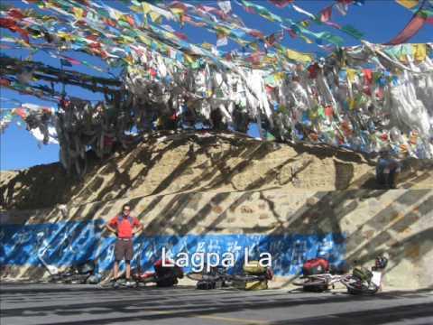 Big yaks and loaded bikes – Tibet to Nepal by bike