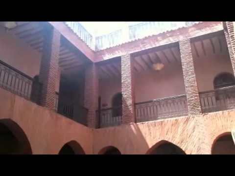 Hotel Kasbah le Mirage reception – Marrakech, Morocco