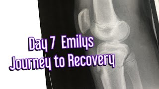 Emily's Road to Recovery Day 7