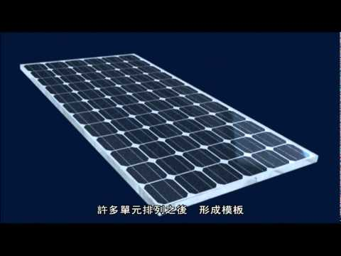 太陽能板的原理- 從從 唐從聖配音 The working principle of solar panel - YouTube