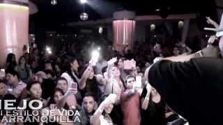 """Ñejo """"Mi Estilo De Vida"""" Señal De Vida Live F**kBroke"""