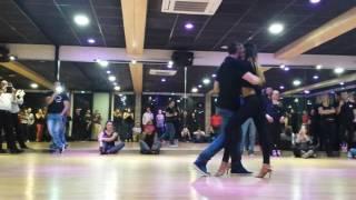 Isabelle et Félicien workshop avancé @ Saturday night kiz #1 rytm'n'dance