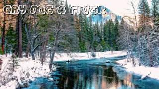 KARAOKE Cry Me A River - Julie London