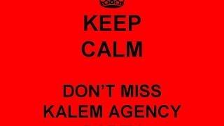 Kalem Agency LBF2014 party invitation