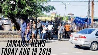 JAMAICA News Today August 19 2019/JBNN