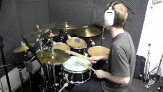 System Of A Down - Shimmy (Drum Cover)