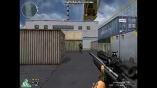 Crossfire noscope duell gegen corv Nice kill :D