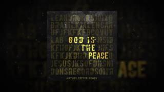Leändro Alencär - God Is The Peace (Artury Pepper Remix) Musica Electronica Cristiana