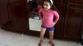 Mini Anitta Belly - Show das poderosas
