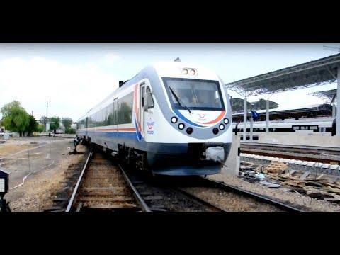 YHT Konya'da / Hızlı Tren Karaman Bağlantısını Sağlayacak Olan DM15010 Set 03/06/2011 (2)