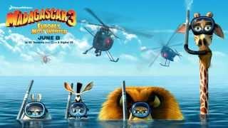 Madagascar 3 Soundtrack 07. Light the Hoop On Fire! *HQ*