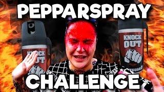 Pepparspray Challenge - Svensk Utmaning