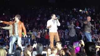 Vuela Vuela Magneto Arena Monterrey 2013