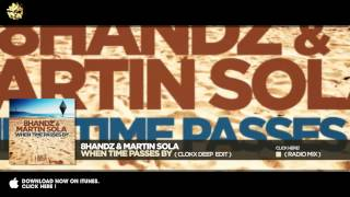 8Handz &  Martin Sola – When Time Passes By (Clokx Deep Edit)