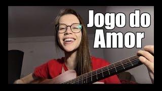 Jogo Do Amor - Mc Bruninho (Thayná Bitencourt - cover)