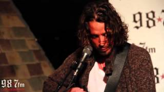 "Soundgarden ""Halfway There"" Live Acoustic Performance"