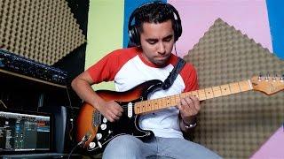 Jazz Blues Backing track Chito Pad - Dany Alvarez Jam