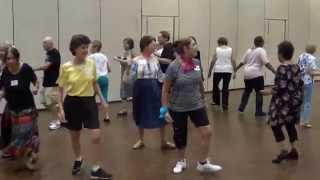 MASHALA (Pirin Style Circle Dance) - Ira Weisburd