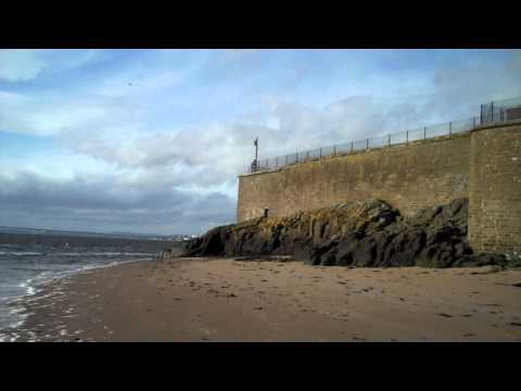 Autumn Broughty Castle Scotland
