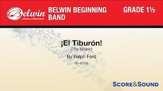 ¡El Tiburón!, by Ralph Ford – Score & Sound