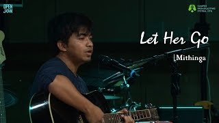 Let Her Go Cover - Passenger (cover) | OpenJam Night '18