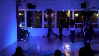 Undine Dance Company performing Song of the Nile by Dead Can Dance