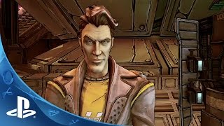 Borderlands: The Pre-Sequel – Handsome Jack Doppelganger Pack Trailer | PS3