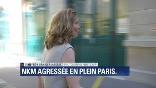"""NKM agressé à Paris: """"Un homme est arrivé et a commencé à l'invectiver"""""""