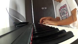 Coldplay - Princess of China ft. Rihanna ( piano cover)