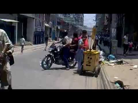 Today Nepal Bandh
