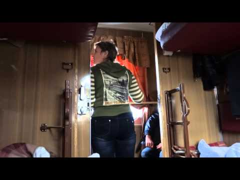 On a busy train from Moldova to Ukraine