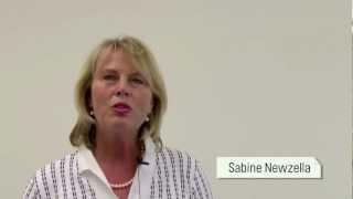 Bäckereifachverkäuferin aus Leidenschaft - Sabine Newzella