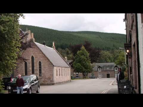 Aberfeldy to Dingwall