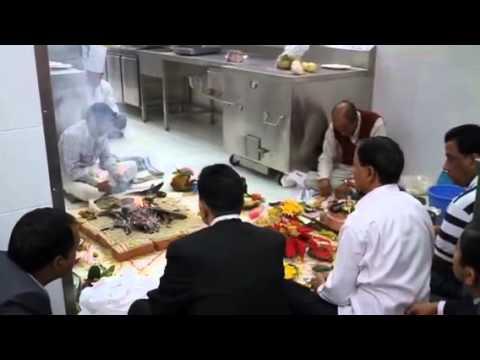 Nepalese Hindu ceremony