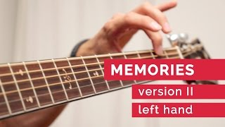 Tobias Rauscher - Memories Version II (LEFT HAND CAM)