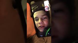 Annie LeBlanc facetimed with Hayden Summerall