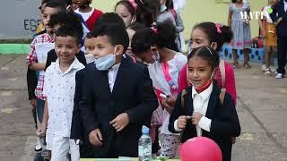 Les écoliers du primaire font leur rentrée dans le respect des mesures sanitaires