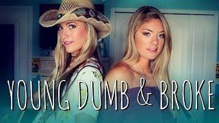 """Young Dumb & Broke"" Khalid | Diamond Dixie {COVER}"