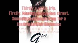 애인이 생기면 하고 싶은 일(If I Have a Lover) - G.na feat Rain (EN SUB)
