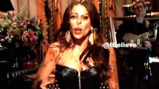 Sofia Vergara Reptilian ShapeShift on Live Television