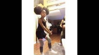 #KIDGOALSS J'DEN AND MOM JASZ DANCE BATTLE ON LIVE (BABYMAMA DANCE)