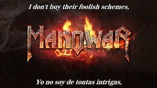 Manowar Touch The Sky Subtitulos al Español y Lyrics (HD)