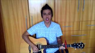 karma chameleon (culture club) - acoustic cover by julio ito