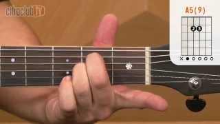 videoclase Amor Pra Recomeçar (aula de violão simplificada)