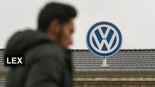 Crisis Management @VW