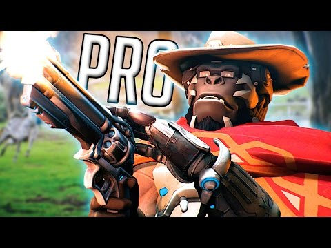 Overwatch: McCree Professionals