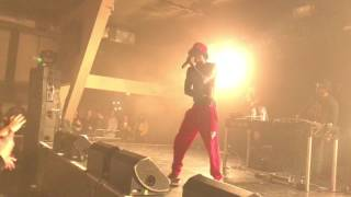 hopsin savageville tour 2017 uk ill mind 8 longer (live)